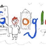 Малюнок логотипу Google