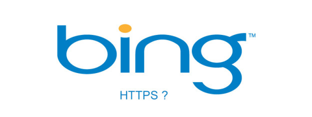шифровані запити Bing
